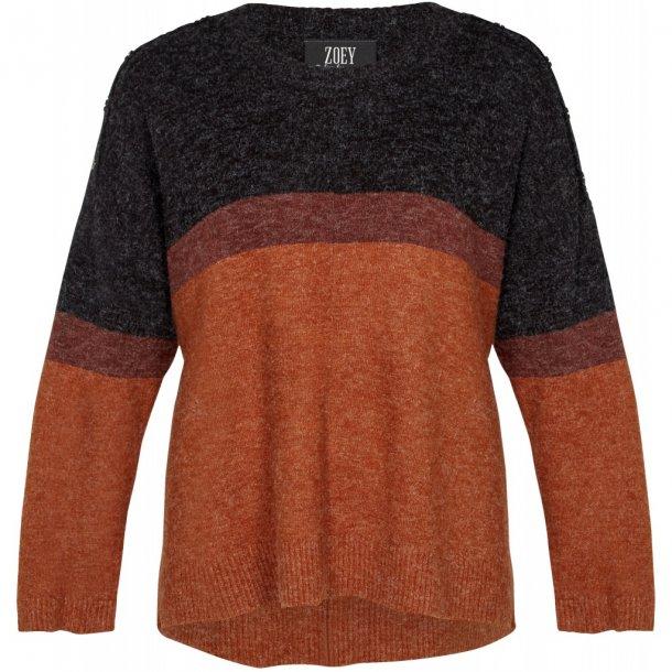 Zoey – Sweater - Scarlett