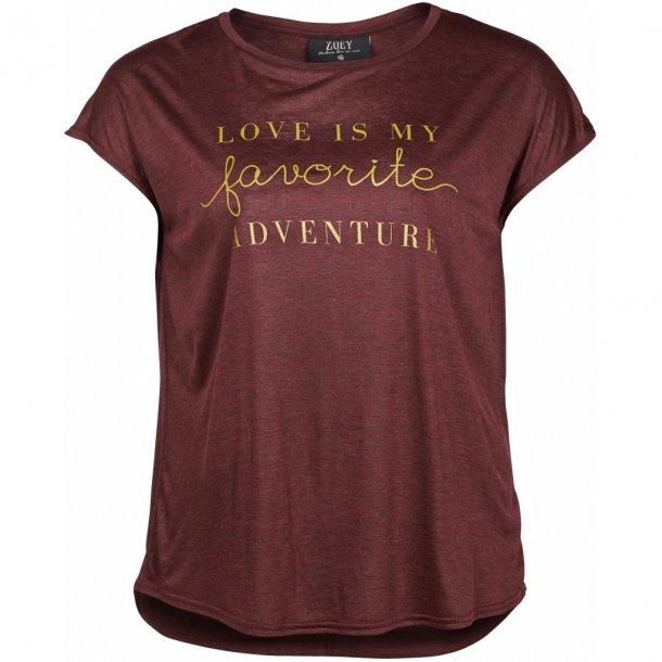 Zoey – T-shirt - Ariana
