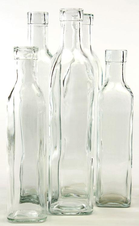 Flaskevaser Ø=5 H=21 CM.
