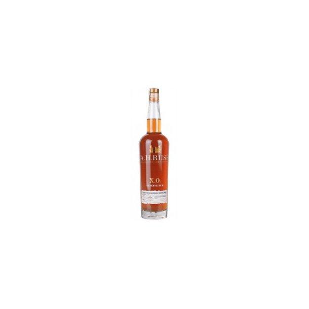 A.H. Riise X.O. Reserve Sauternes Cask Rum 42 % 70cl