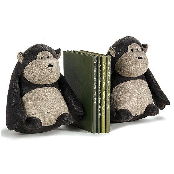Bogstøtter - Monkey Tunks - Aber