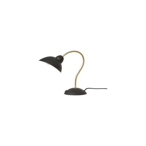 Bordlampe i metal
