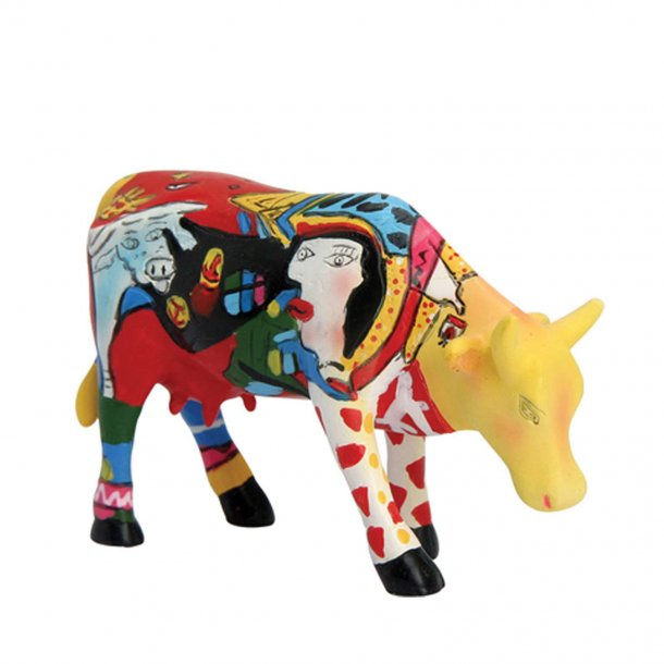 COWPARADE - HOMMAGE TO PICOWSO'S