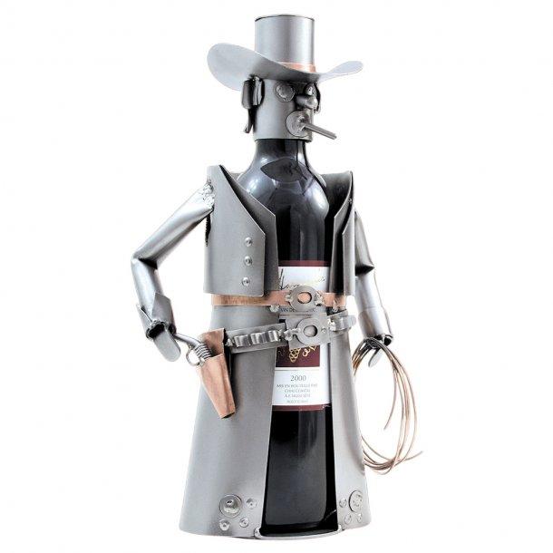 Cowboy vinholder