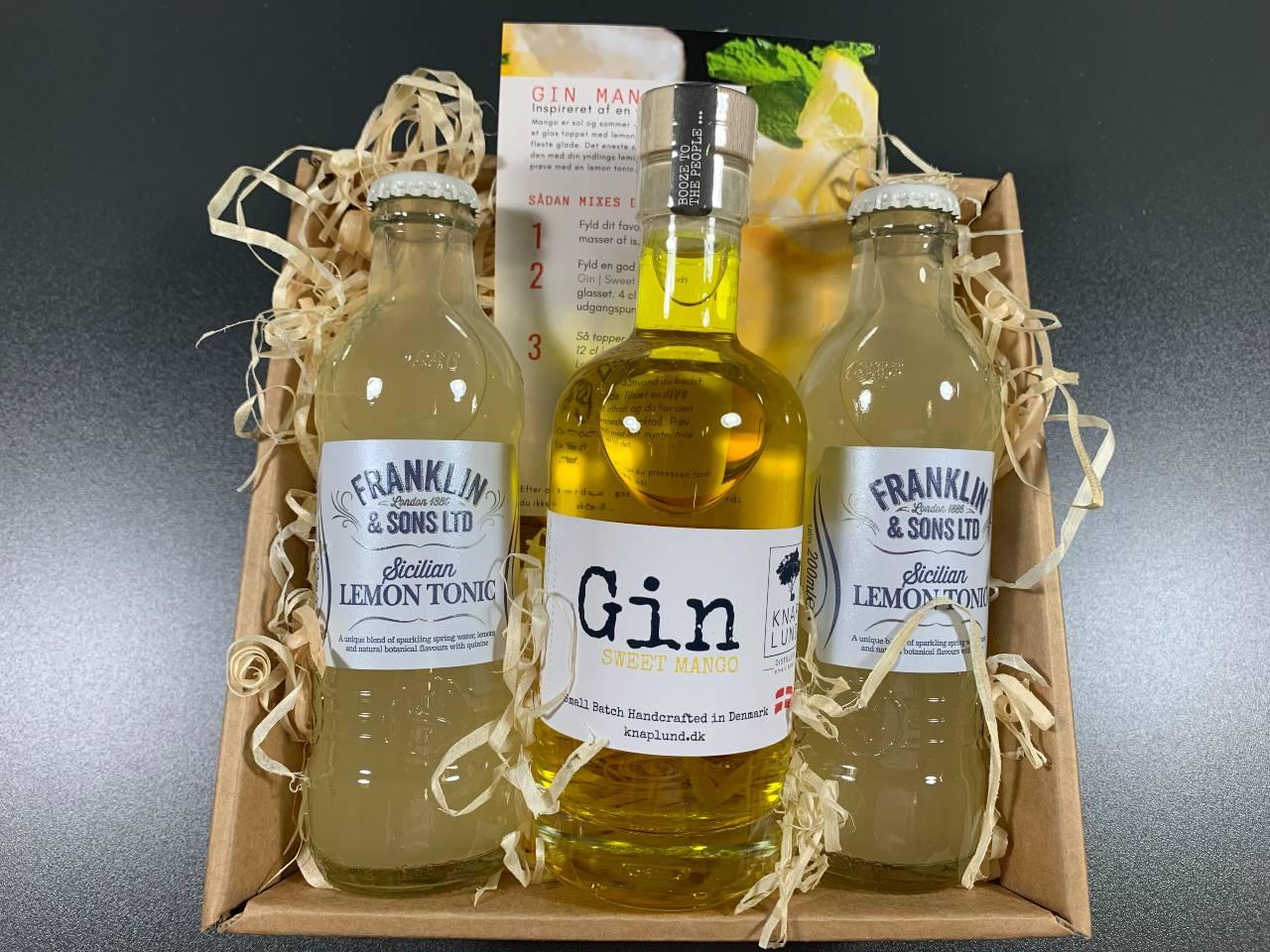 Gavekurv – Gin fra Knaplund