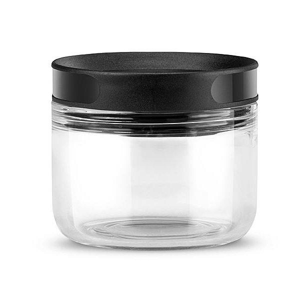 Glas med låg til Ortwo LITE Grinder -Ortwo Replacement Jar