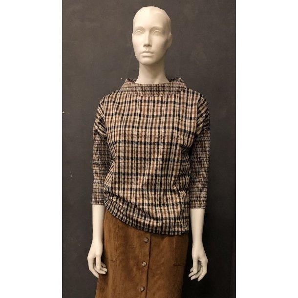 Tweed Bluse – Mongul - Jabina