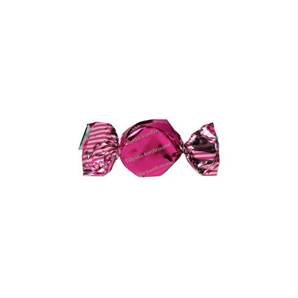 Konfirmations Karameller - Pink