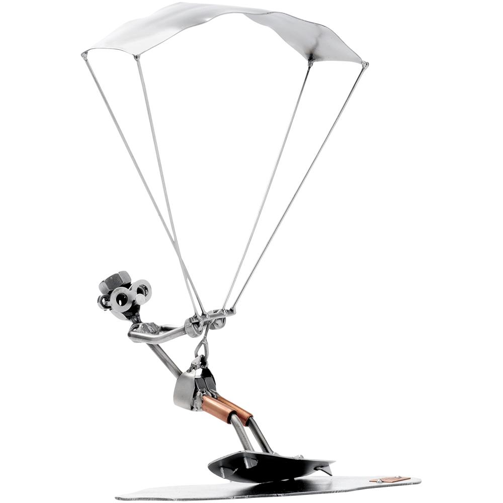 Metalfigur - Kitesurfing