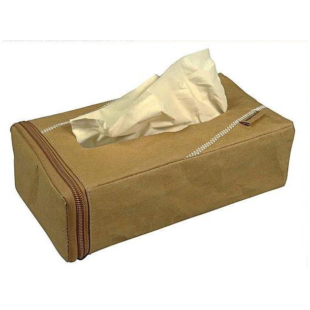 Kleenex skjuler i vaskbart papir