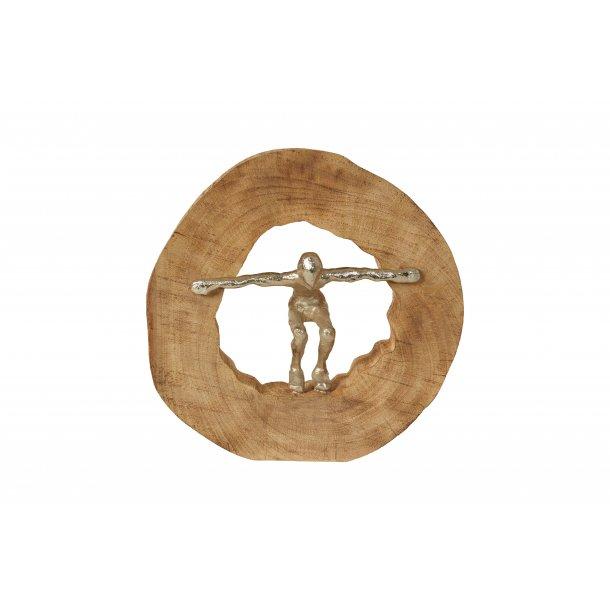 Figur – Mangotræ og alu mand