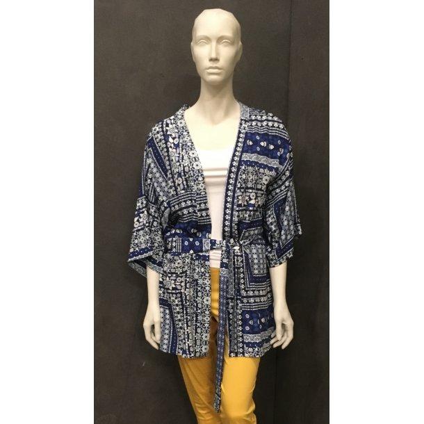 Kimono - Mongul - Cleo Blue