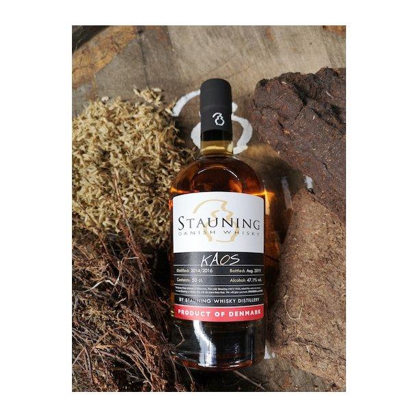 Stauning Kaos Whisky August 2019