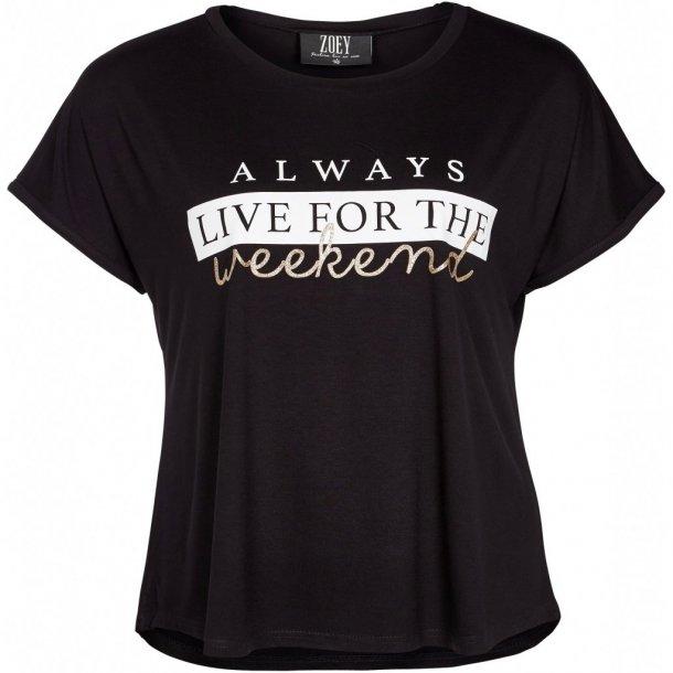 Zoey – T-Shirt – Eden