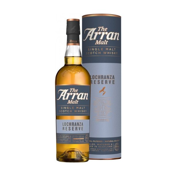 ARRAN - SINGLE MALT WHISKY LOCHRANZA RESERVE 43%