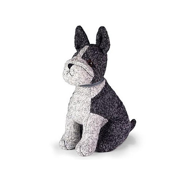 Boston Terrier - dørstopper - Hund