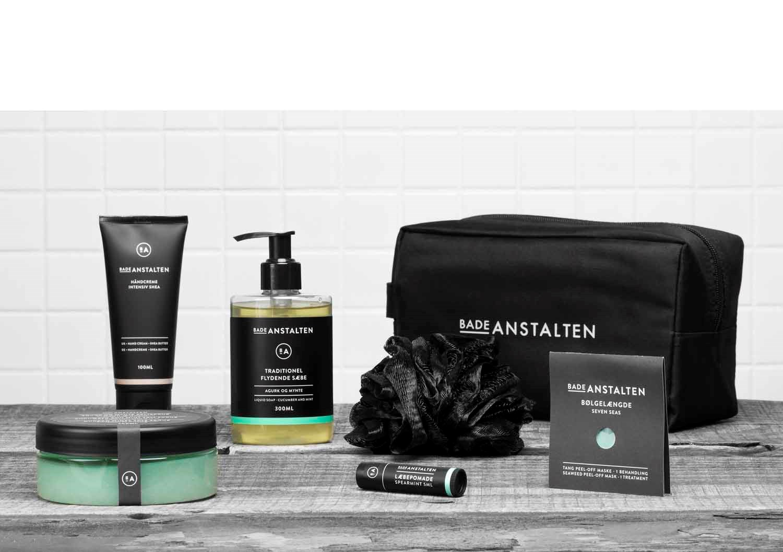Produkter fra Badeanstalten