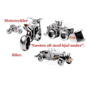Alt med hjul under