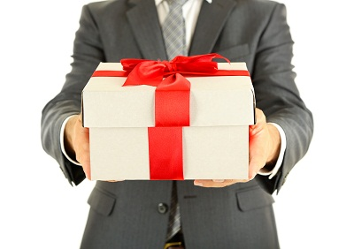 Firma-Julegaver