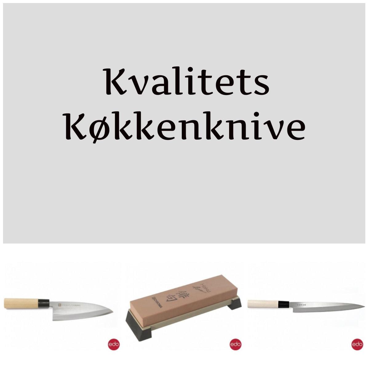 Kvalitets køkkenknive