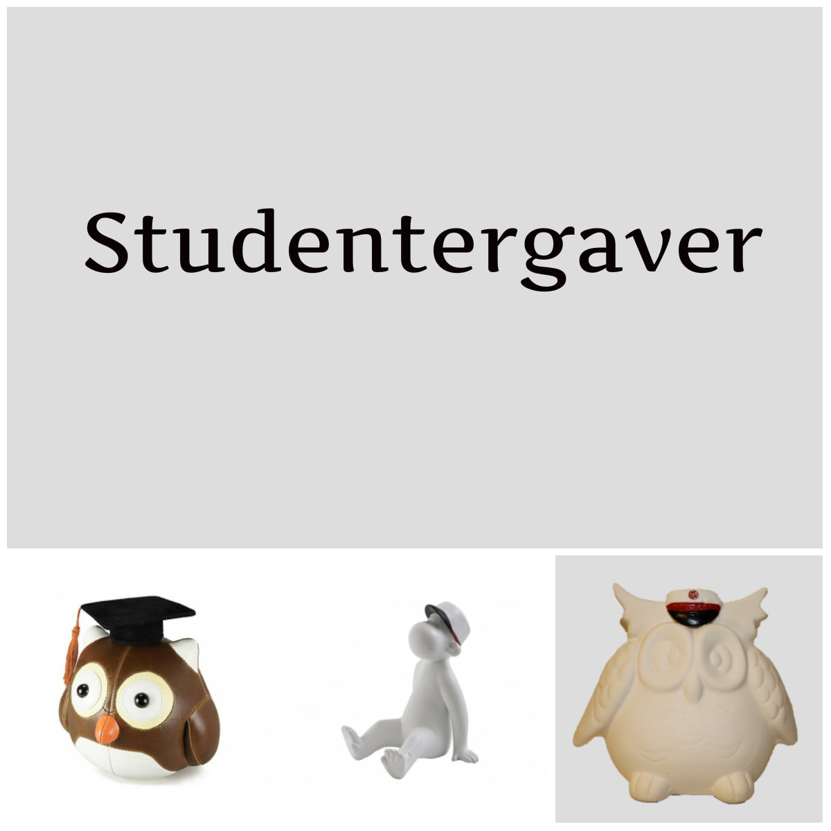 Studentergaver
