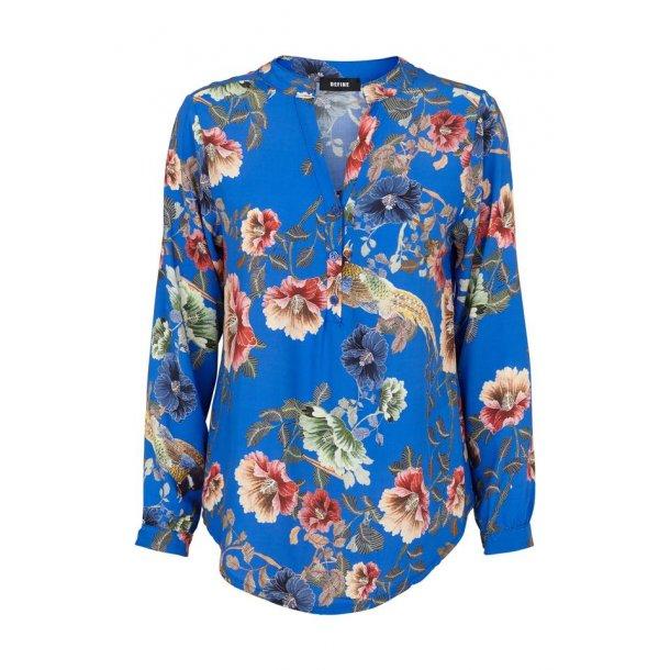 Skjortebluse - Define