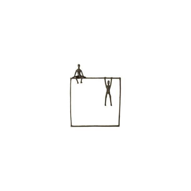Ophæng – Mænd i firkant