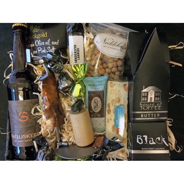 Smed – Ved Ambolt - Gavepakke med figur og lækkerier