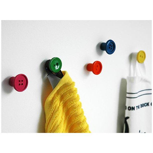 Button Up knager - multifarvede sæt á 5 stk.