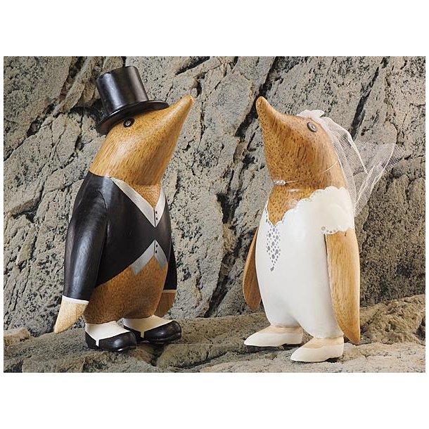 Brudepar - Pingviner
