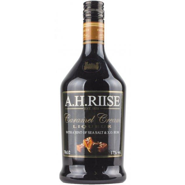 A. H. Riise - Romlikør 70 cl. - Caramel