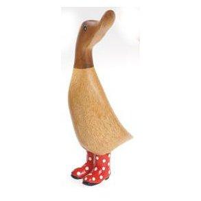 ænder med gummistøvler