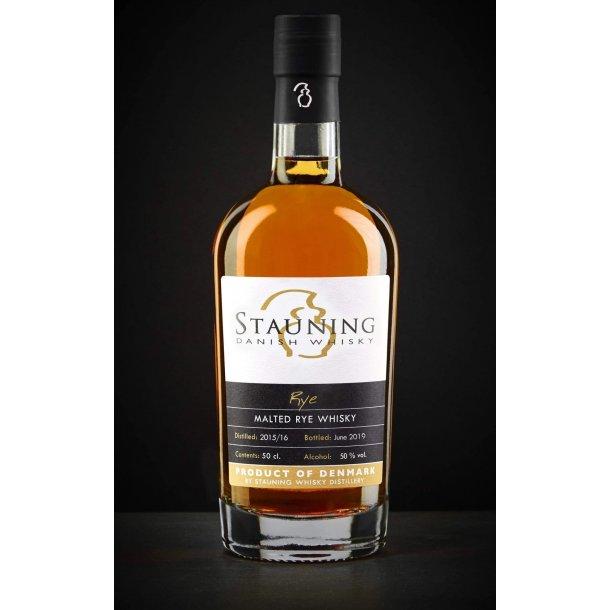 Stauning Rye Whisky -  2019